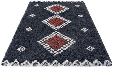 MINT RUGS Hochflor-Teppich »Cassia«, rechteckig, 33 mm Höhe, besonders weich durch... kaufen