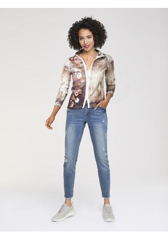 Shirtjacke mit Effekt - Print kaufen