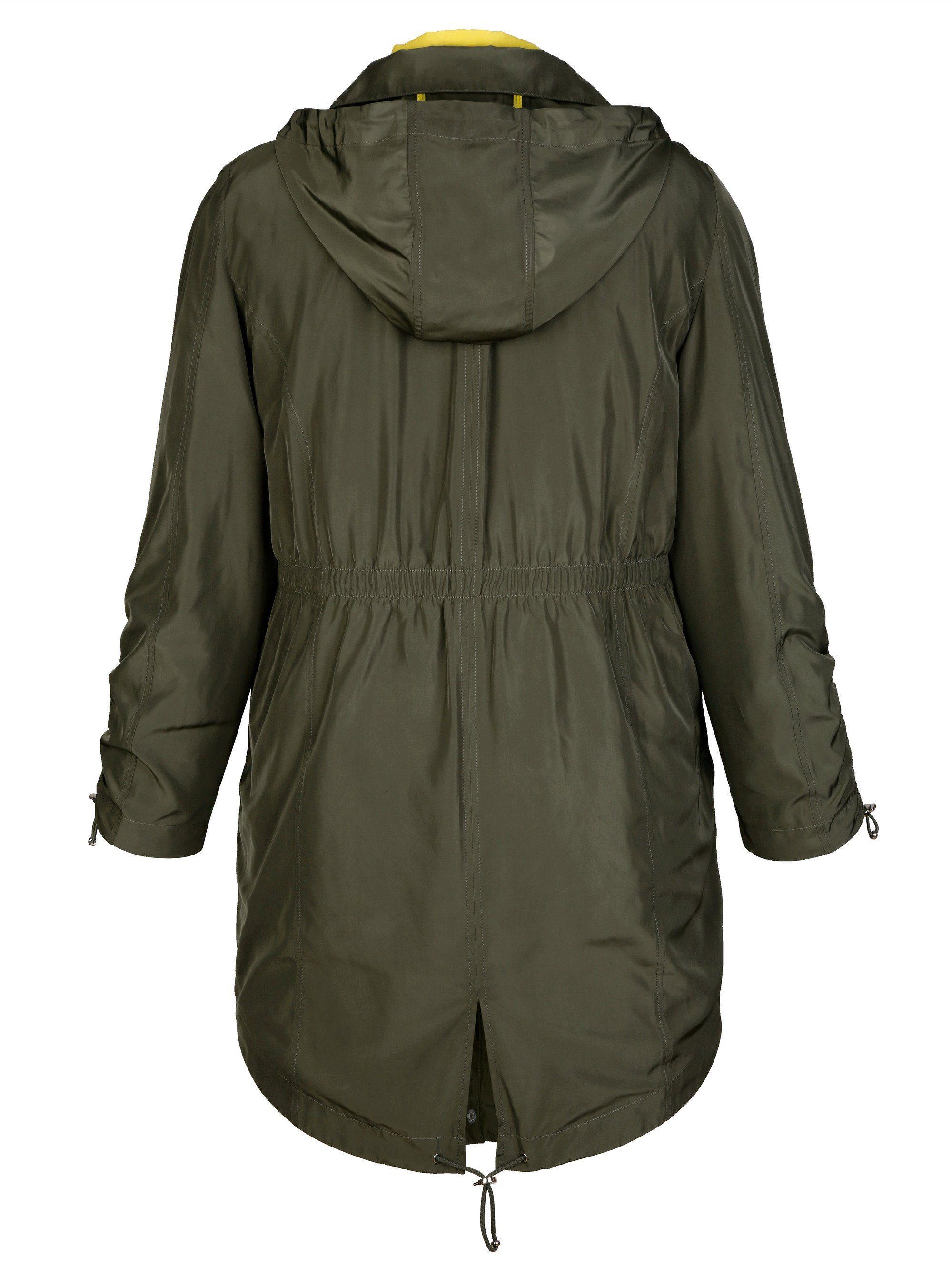 MIAMODA 2-in-1 Jacke bestehend aus Weste und Parka   Bekleidung > Westen > Sonstige Westen   Miamoda