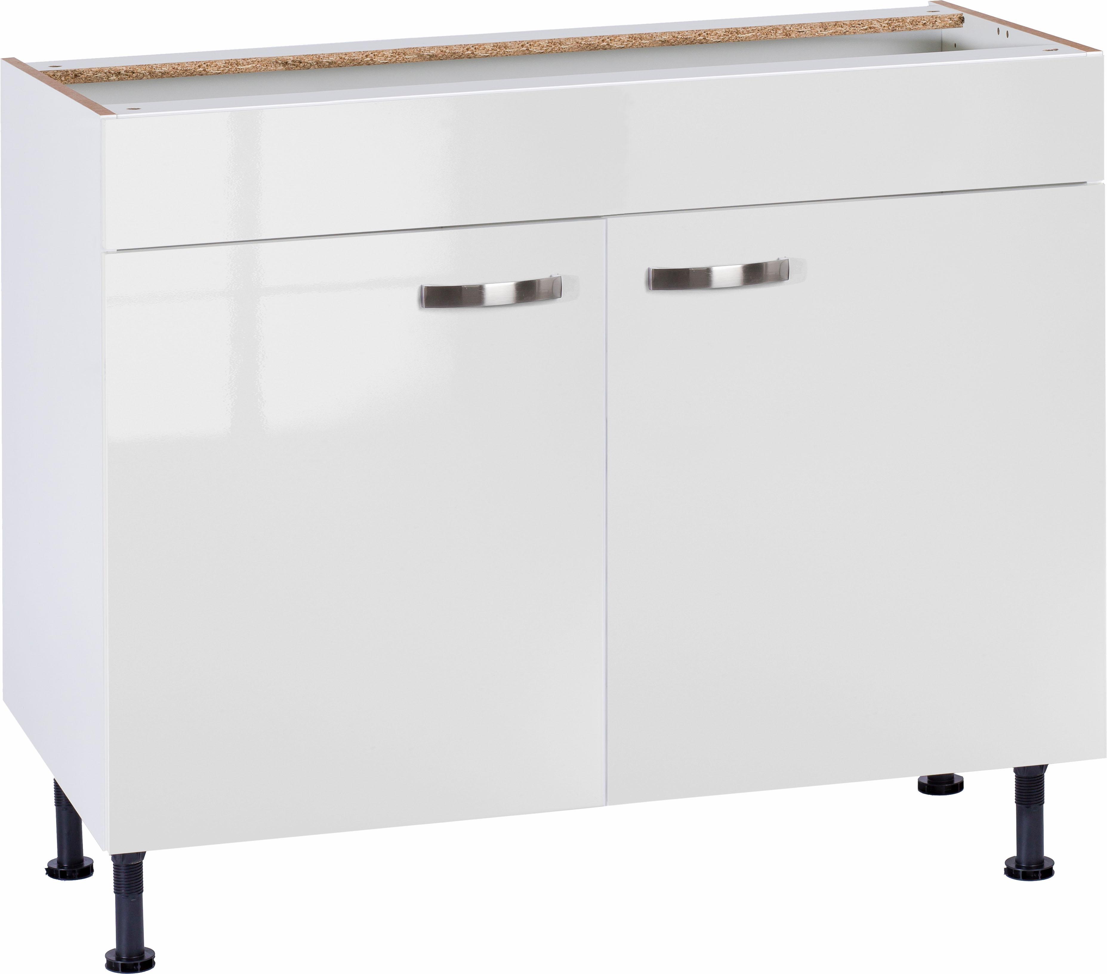Spülenschrank Cara | Küche und Esszimmer > Küchenschränke > Spülenschränke | Weiß