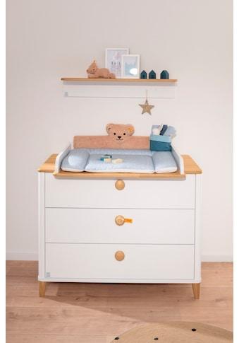 PAIDI Babymöbel-Set »Lotte & Fynn«, (Kommode und Wickelaufsatz), Steiff by Paidi kaufen