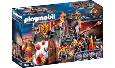 Playmobil® Konstruktions-Spielset »Festung der Burnham Raiders (70221), Novelmore«, (215 St.), Made in Germany kaufen
