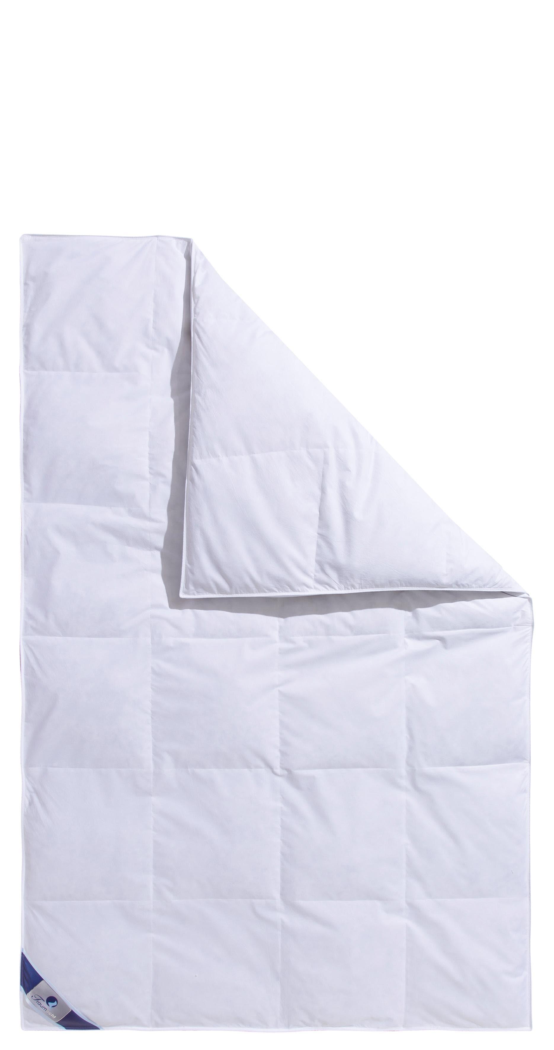 Daunenbettdecke David Traumecht extrawarm Füllung: 100% Federn Bezug: 100% Baumwolle