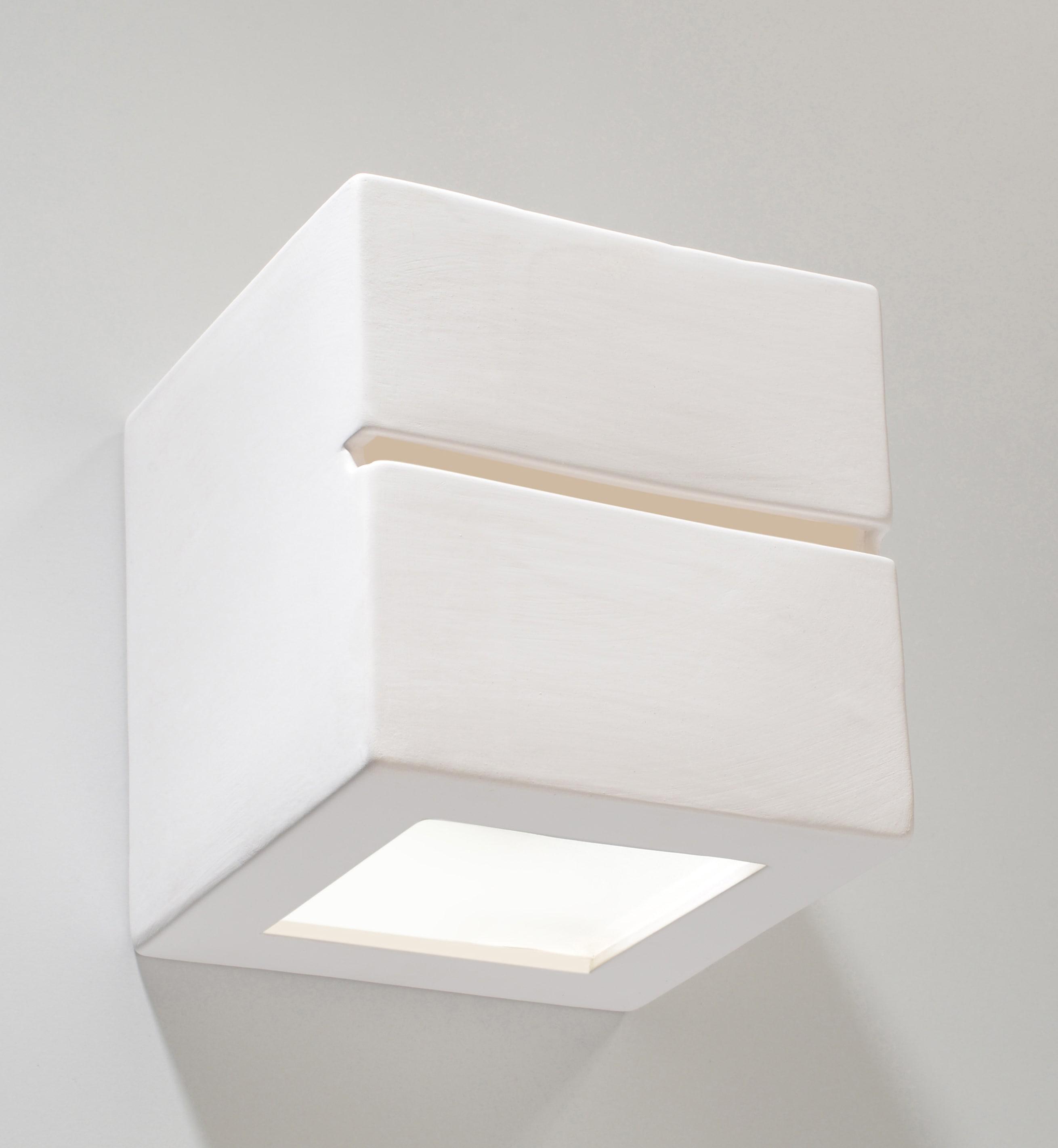 SOLLUX lighting Wandleuchte LEO LINE, E27, 1 St.