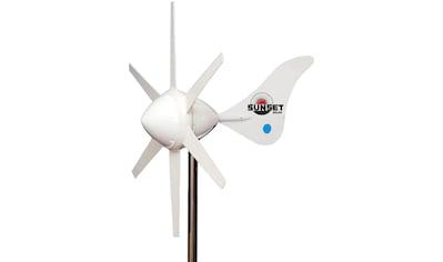 Sunset Windgenerator »WG 914i«, zuverlässige Stromlieferung auch bei Sturm kaufen