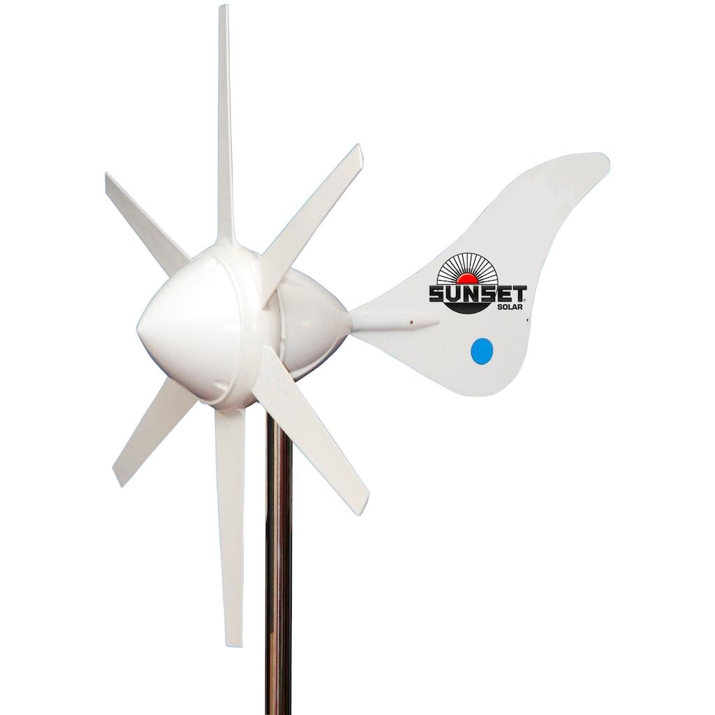 Sunset Windgenerator »WG 914i«, zuverlässige Stromlieferung auch bei Sturm