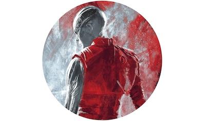 Komar Fototapete »Avengers Painting Nebula«, bedruckt-Comic-Retro-mehrfarbig, BxH:... kaufen