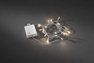 konstsmide led lichterkette mit lichtsensor auf rechnung. Black Bedroom Furniture Sets. Home Design Ideas