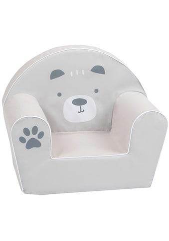 Knorrtoys® Sessel »Bär Paul«, für Kinder; Made in Europe kaufen