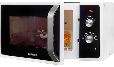 Samsung Mikrowelle »MS23F300EEW/EG«, Mikrowelle, 800 W kaufen