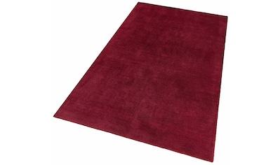 Wollteppich, »Imran«, Home affaire Collection, rechteckig, Höhe 15 mm, handgewebt kaufen