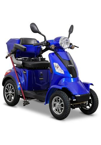 Rolektro Elektromobil »Rolektro E-Quad 25 V.2, Blei-Gel-Akku«, 1000 W, 25 km/h, (mit Topcase) kaufen