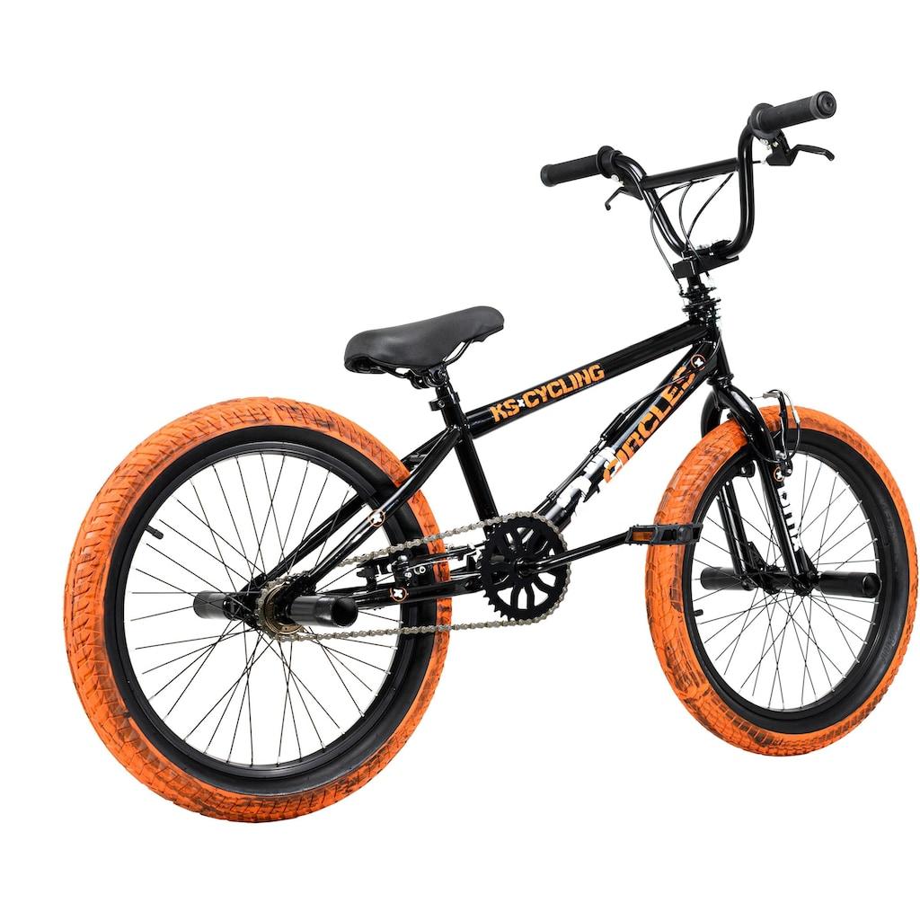 KS Cycling BMX-Rad »23 Circles«, 1 Gang
