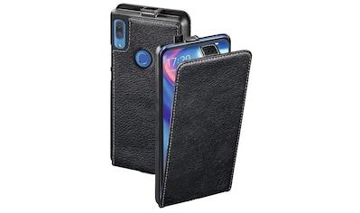 """Hama Flap - Tasche Smartphone aufklappbare Hülle Huawei P smart Z »""""Smart Case"""" Tasche schwarz« kaufen"""