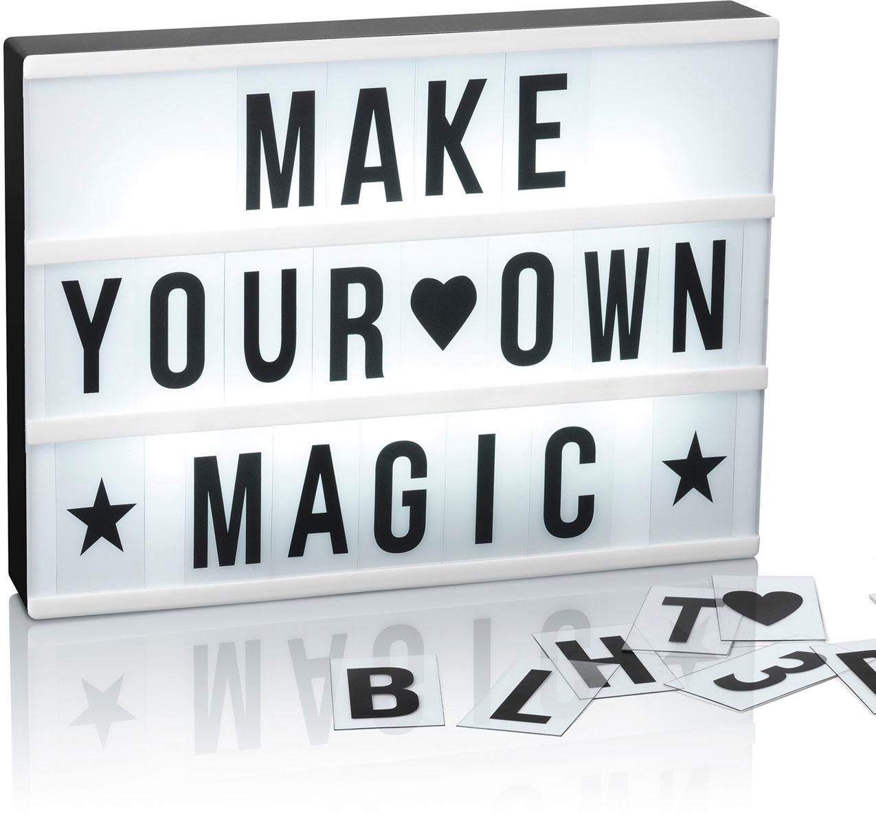 easymaxx led bild leuchtkasten bestellen baur. Black Bedroom Furniture Sets. Home Design Ideas
