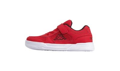 Kappa Sneaker »DALTON K«, mit Qualitätssiegel für passende Kinderschuhe kaufen