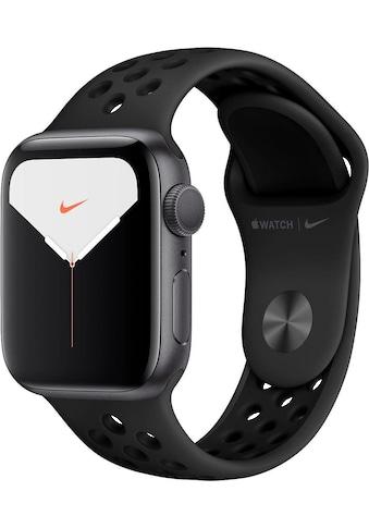 Apple Series 5 Nike GPS, Aluminiumgehäuse mit Nike Sportarmband 40mm Watch (Watch OS 6) kaufen