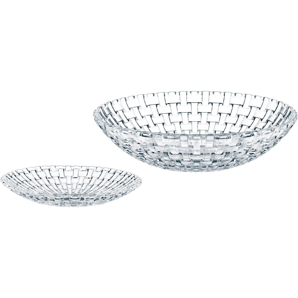 Nachtmann Salatschüssel »Bossa Nova«, Kristallglas