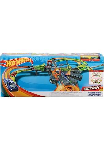 "Hot Wheels Autorennbahn ""Super - Mega Crash"" kaufen"