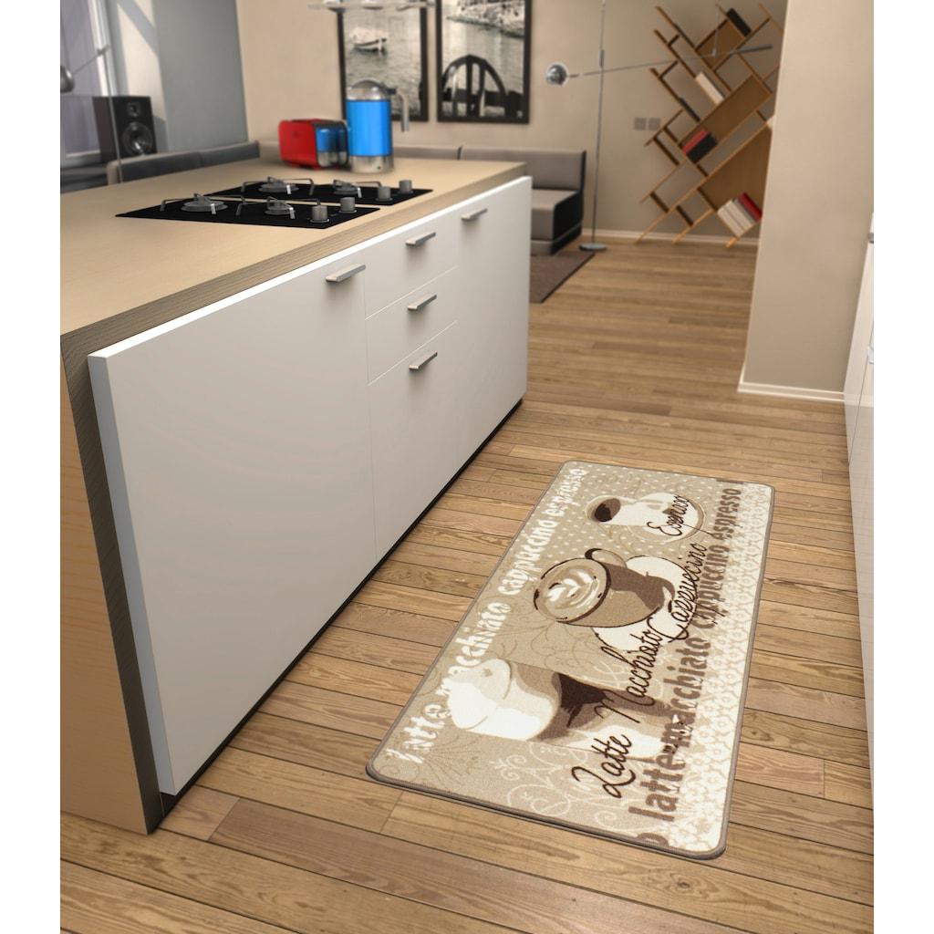 HANSE Home Küchenläufer »LOOP1«, rechteckig, 8 mm Höhe, gekettelt, rutschhemmend