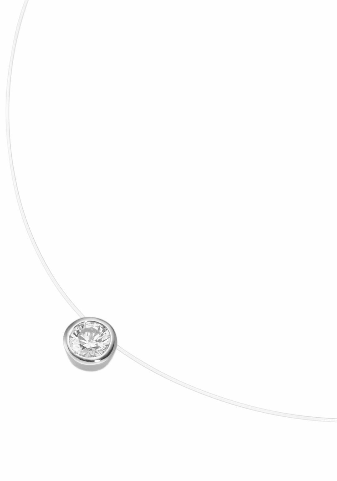 Firetti Kette mit Anhänger Solitär | Schmuck > Halsketten > Ketten mit Anhänger | Firetti