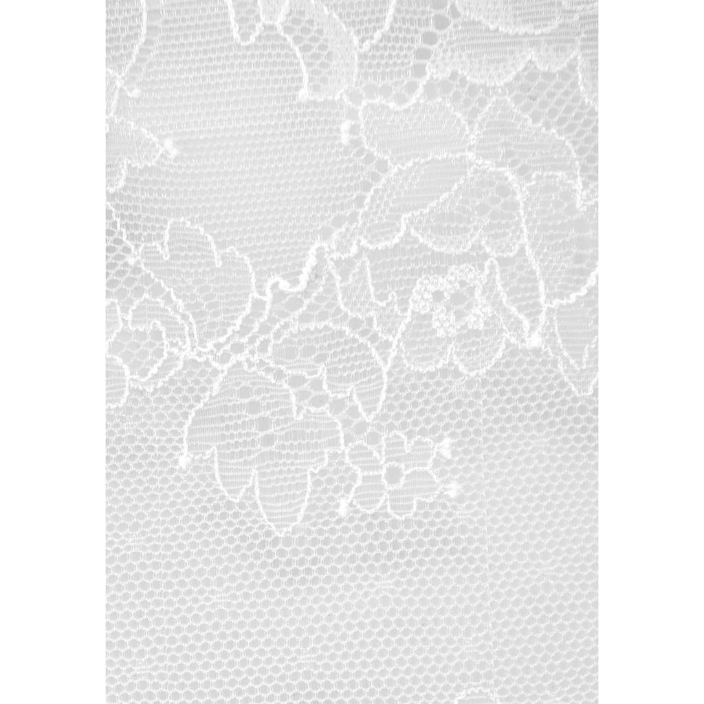 LASCANA Slip, aus floraler Spitze