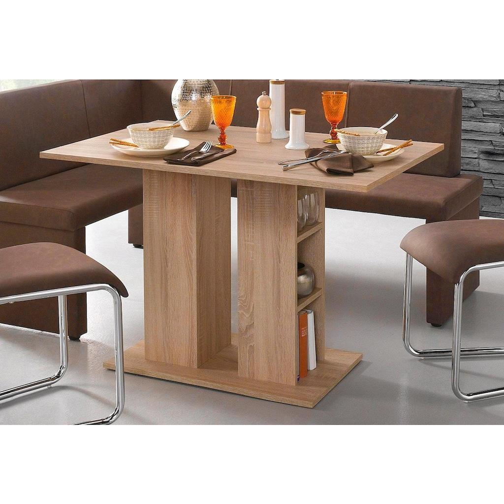 Homexperts Säulen-Esstisch »Mulan«