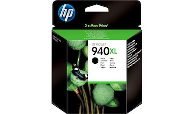 HP Tintenpatrone »hp 940XL Original Schwarz«, (1 St.) kaufen