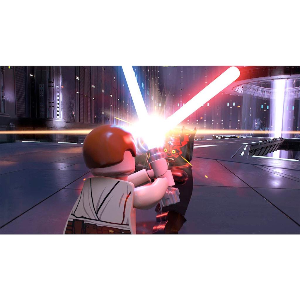 Warner Games Spiel »LEGO STAR WARS Die Skywalker Saga«, PlayStation 4