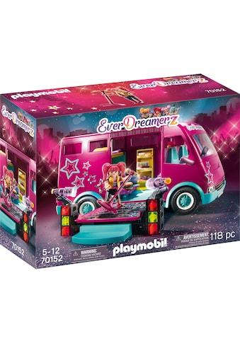 Playmobil® Konstruktions-Spielset »EverDreamerz Tourbus (70152), EverDreamerz«, (118... kaufen