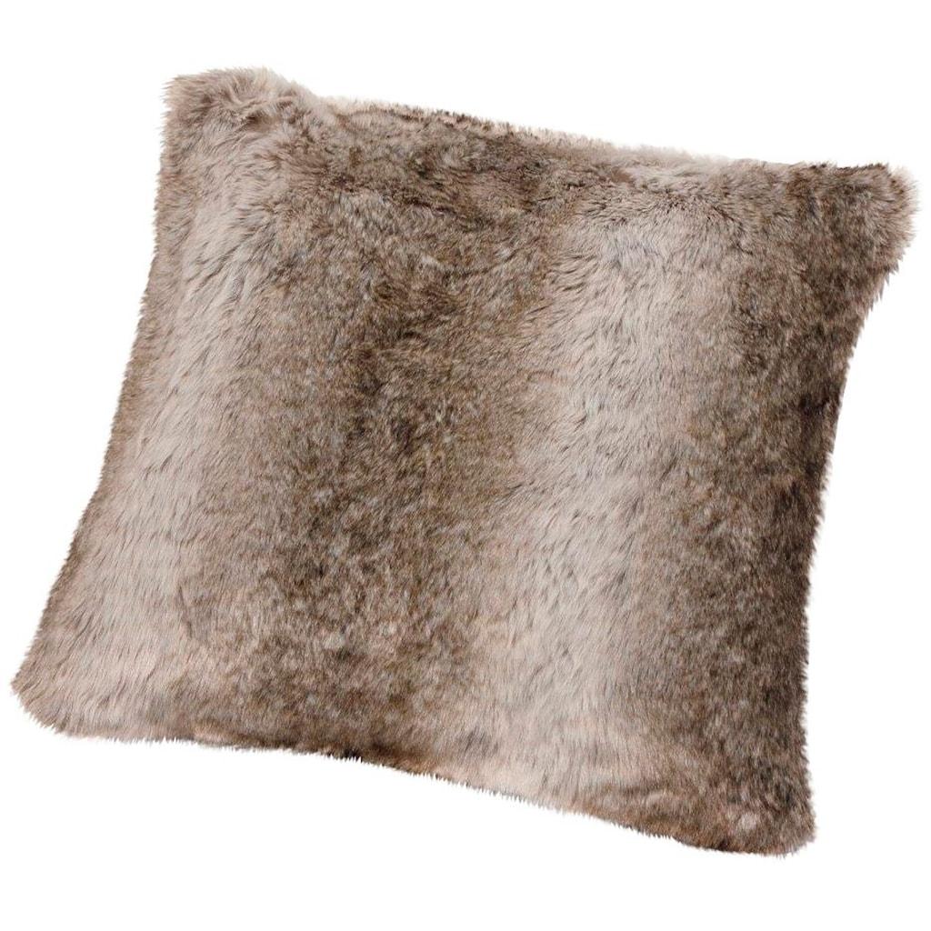 Fellkissen, »Kodiakbär Felloptik«, Gözze