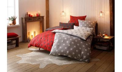 my home Wendebettwäsche »Stella«, mit Sternen-Muster kaufen
