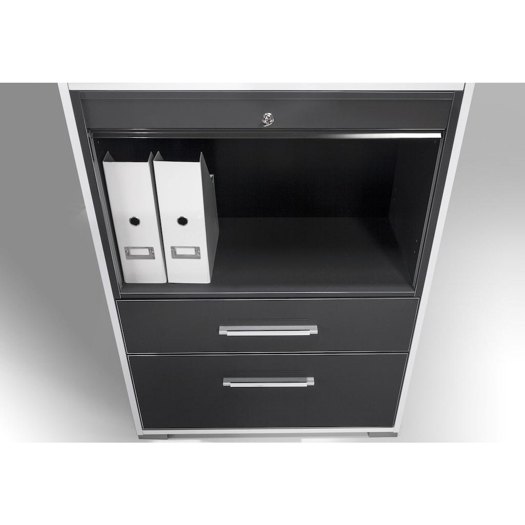 Maja Möbel Büro-Set »1206«, (Set, 10 tlg.)
