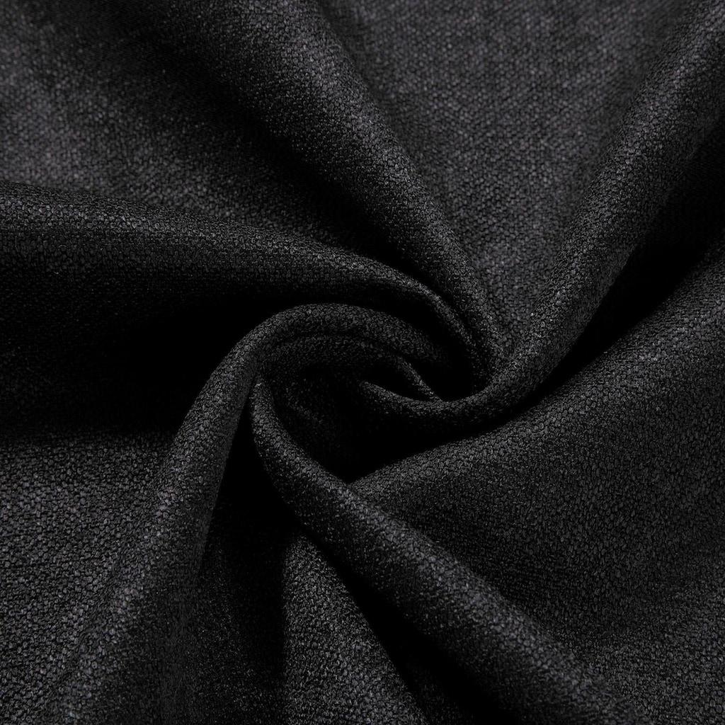 Gerster Vorhang »Urban«, HxB: 235x140, Hochwertiger Ösenschal aus Chenille