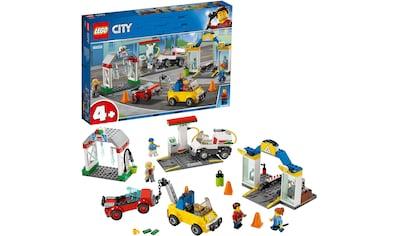"""LEGO® Konstruktionsspielsteine """"Autowerkstatt (60232), LEGO® City"""", Kunststoff, (234 - tlg.) kaufen"""