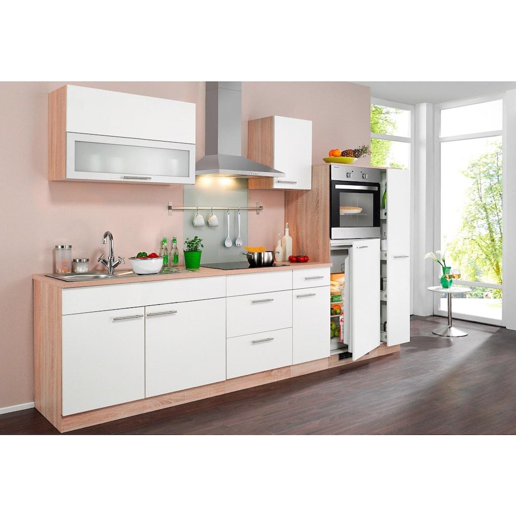 wiho Küchen Backofen/Kühlumbauschrank »Montana«, 60 cm breit