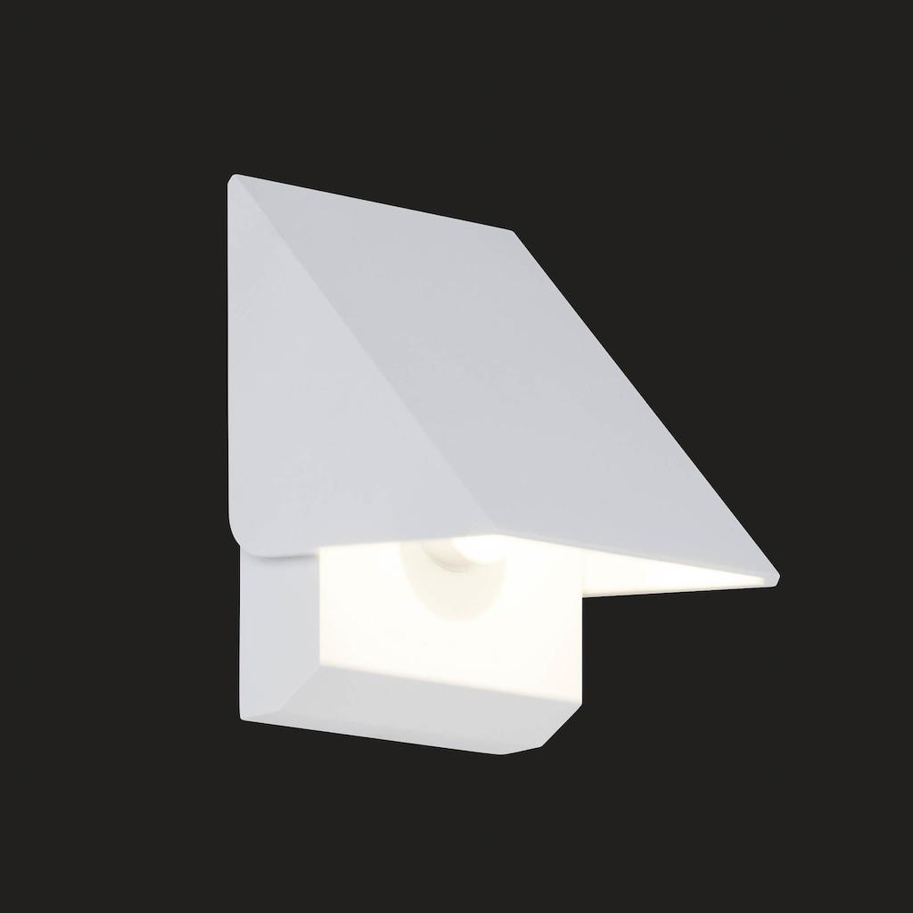 AEG Quillan LED Außenwandleuchte weiß