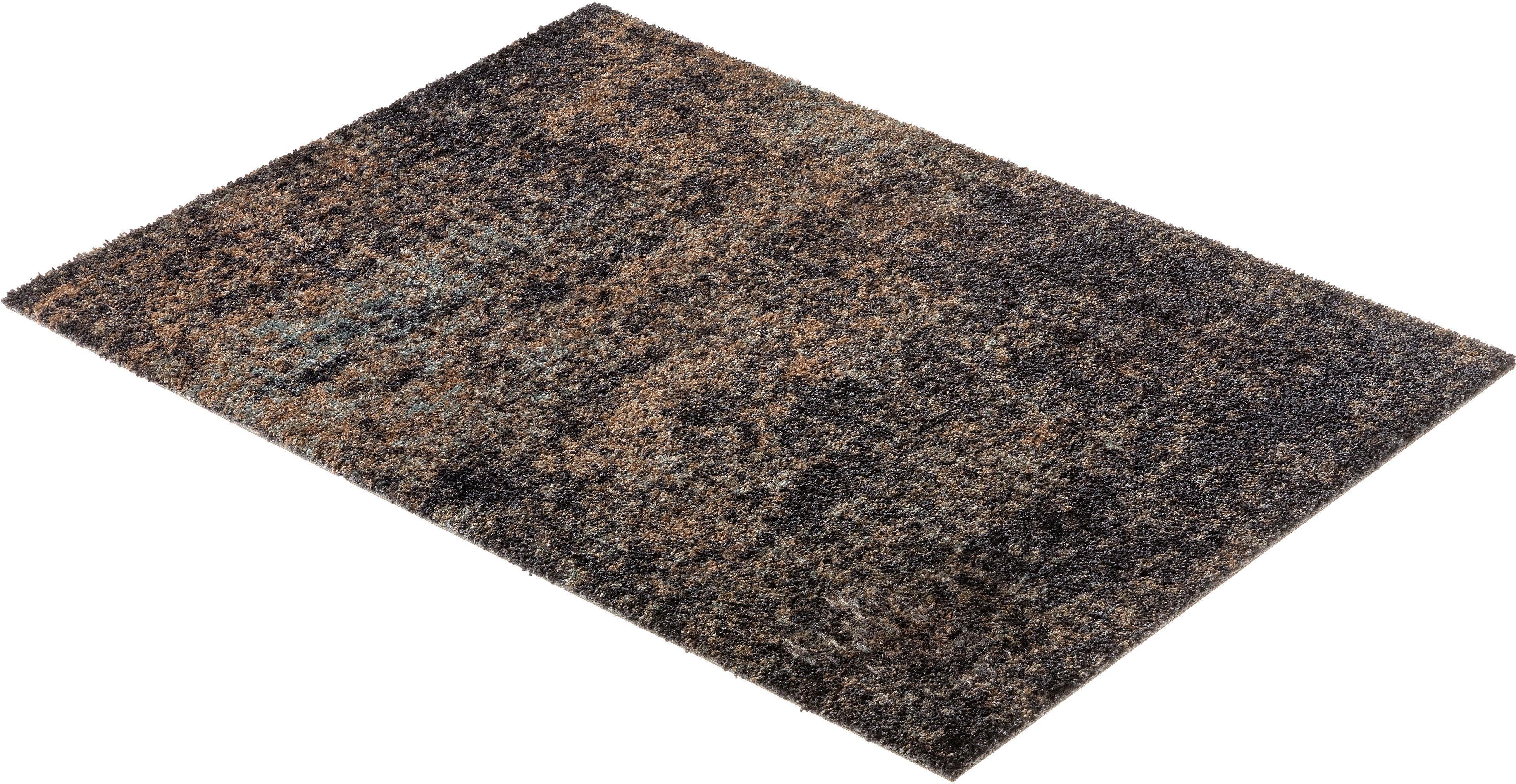 Fußmatte Manhattan 002 SCHÖNER WOHNEN-Kollektion rechteckig Höhe 7 mm maschinell getuftet