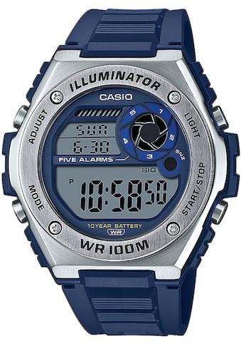 Casio Collection Chronograph »MWD - 100H - 2AVEF« kaufen