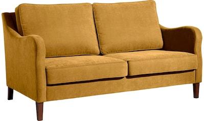 Max Winzer® 2-Sitzer »Jetty«, mit Armteilen in Wellenform, Breite 168 cm kaufen