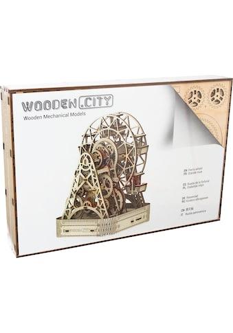 Wooden City Modellbausatz »Riesenrad«, aus Holz; Made in Europe kaufen