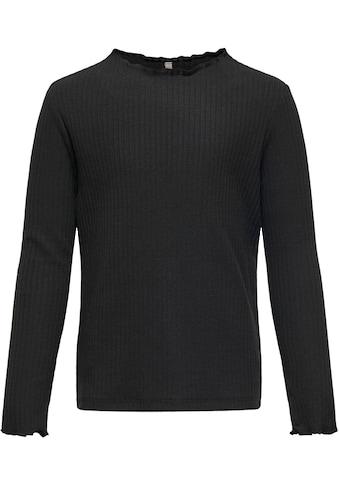KIDS ONLY Langarmshirt »KONNELLA« kaufen