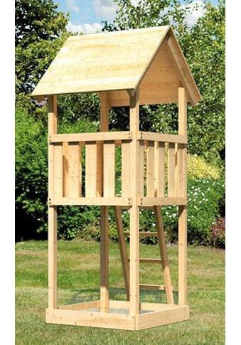 ABUKI Spielturm »Rosie A«, BxTxH: 107x107x291 cm kaufen