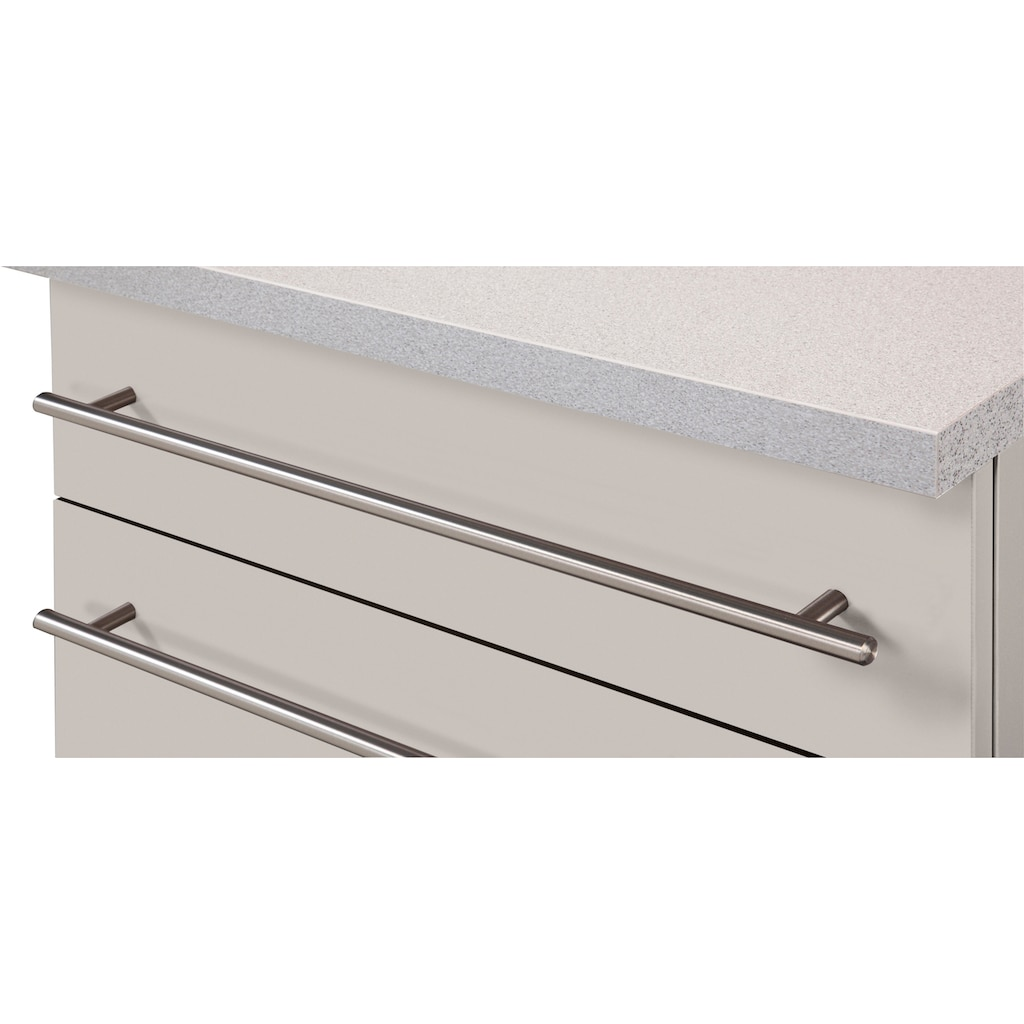 wiho Küchen Unterschrank »Chicago«, 50 cm breit, 1 Schubkasten und 1 Tür