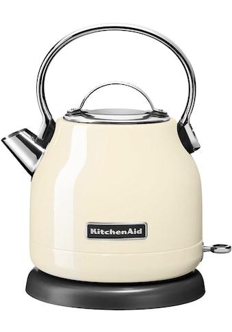 KitchenAid Wasserkocher »5KEK1222EAC«, 1,25 l, 2200 W kaufen
