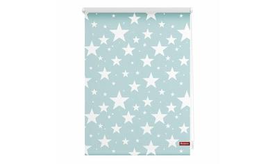 Seitenzugrollo »Klemmfix Motiv Sterne«, LICHTBLICK, Lichtschutz, ohne Bohren, freihängend kaufen