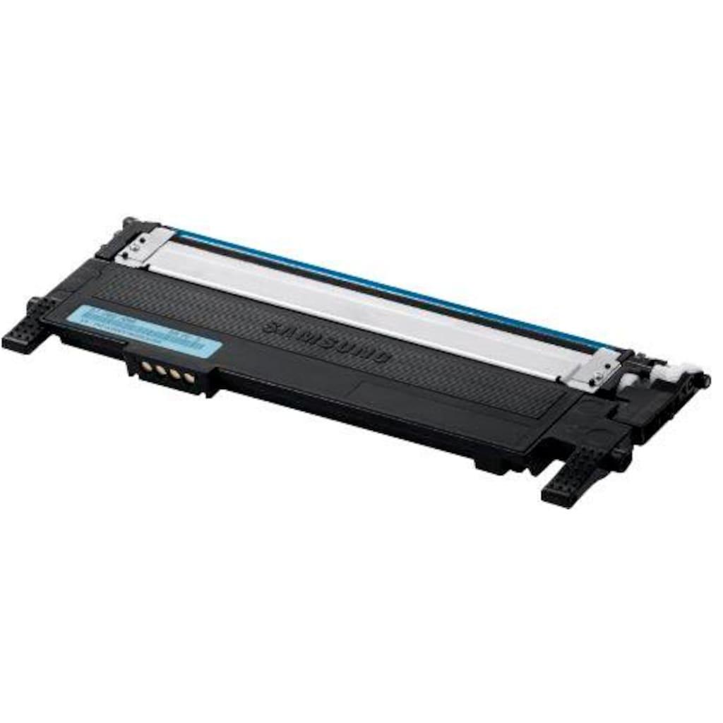 Samsung Tonerpatrone »CLT-C406S, ST984A, Original, Cyan«