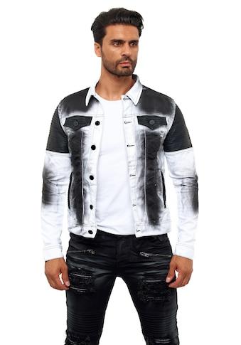 KINGZ Jeansjacke kaufen