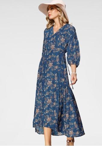 Levi's® Blusenkleid »LS Blair Wrap«, mit Puffärmel kaufen