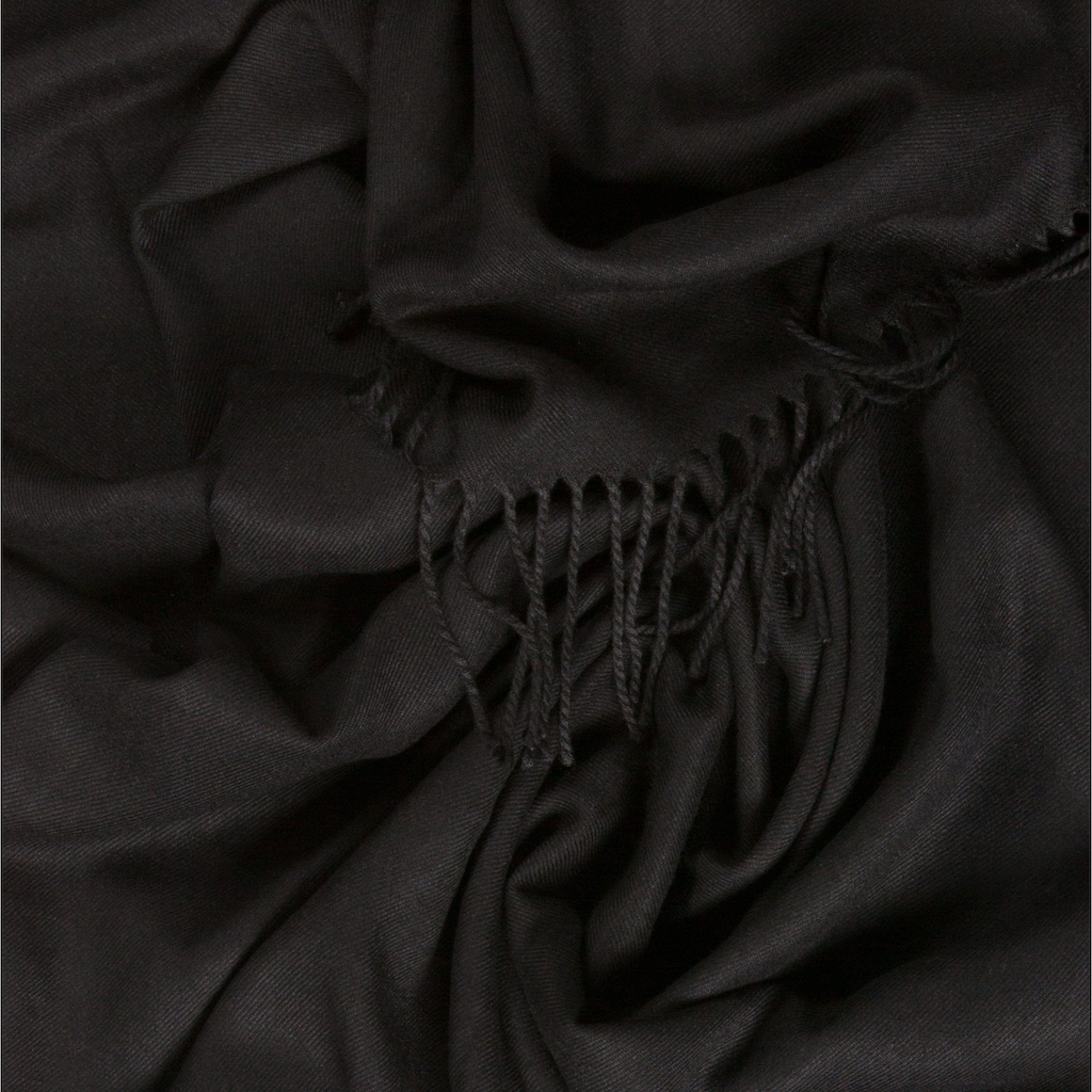 Codello Unifarbener Schal aus Viskosemix